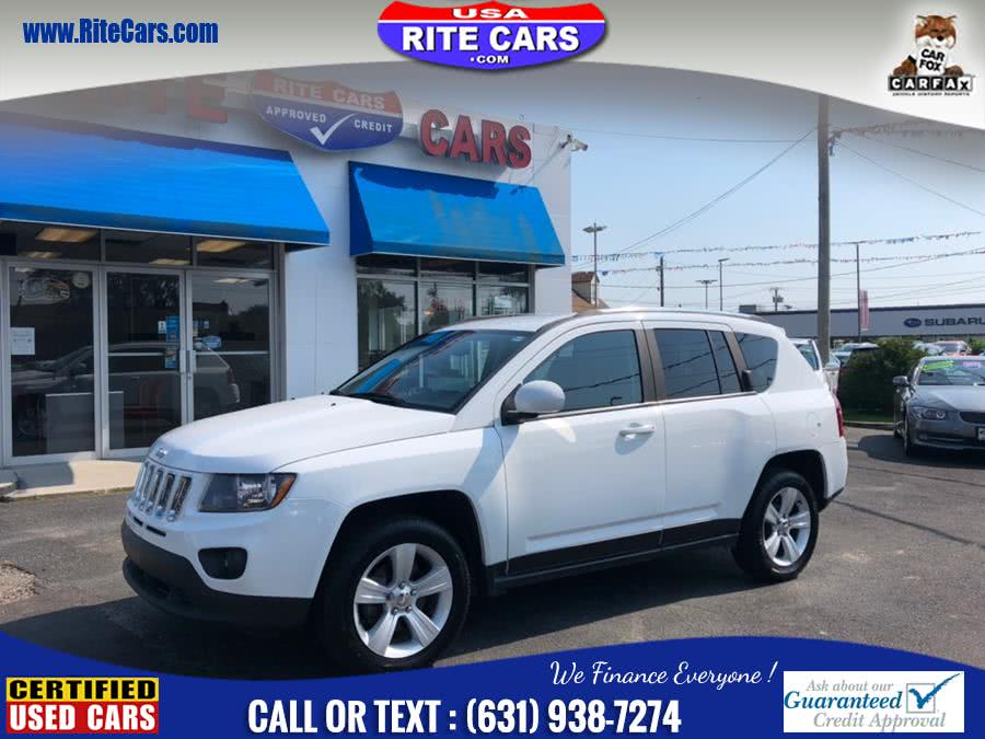 Used 2014 Jeep Compass in Lindenhurst, New York | Rite Cars, Inc. Lindenhurst, New York