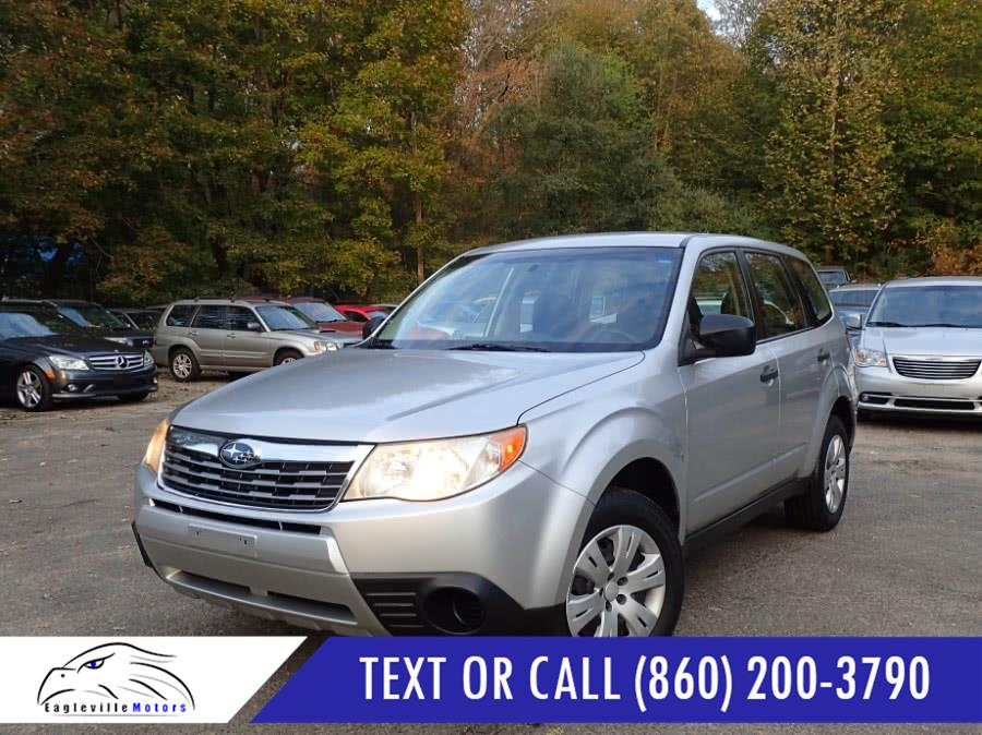 Used 2010 Subaru Forester in Storrs, Connecticut | Eagleville Motors. Storrs, Connecticut