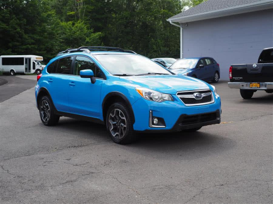 2016 Subaru Crosstrek 2.0i Premium, available for sale in Canton, CT