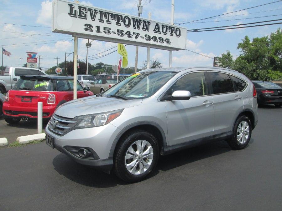 Used Honda CR-V 4WD 5dr EX-L w/Navi 2012   Levittown Auto. Levittown, Pennsylvania