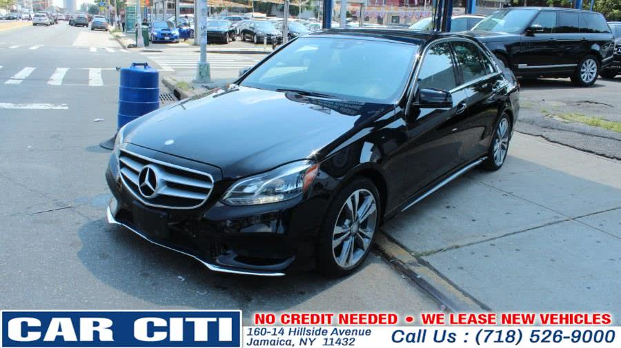 2016 Mercedes-Benz E-Class 4dr Sdn E350 Luxury 4MATIC, available for sale in Jamaica, New York | Car Citi. Jamaica, New York