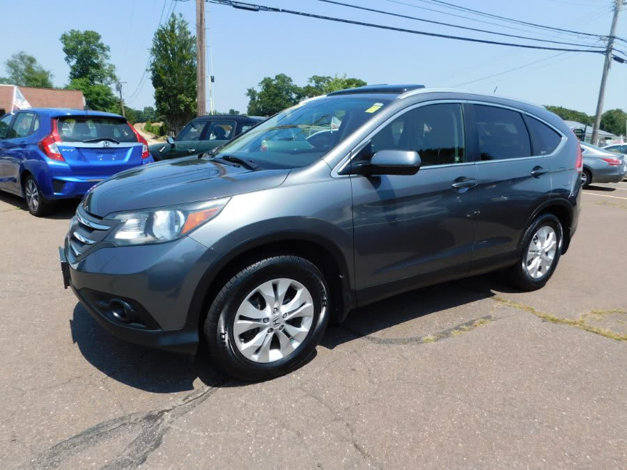 Used Honda CR-V 4WD 5dr EX-L 2012 | M&M Motors International. Clinton, Connecticut