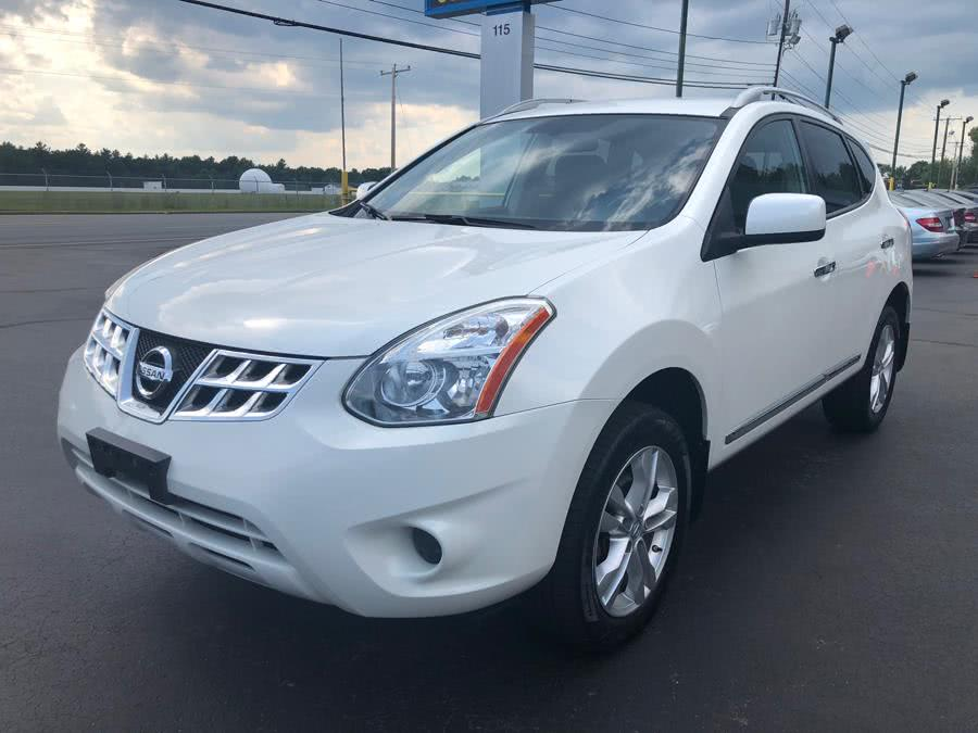 Used Nissan Rogue SV AWD 2012 | RH Cars LLC. Merrimack, New Hampshire