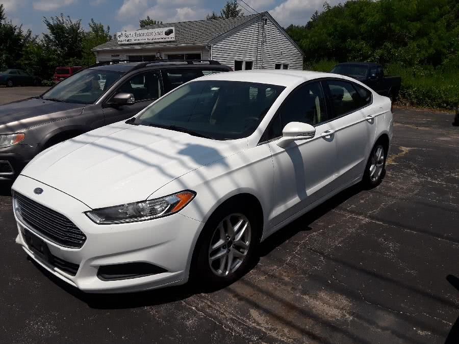 Used 2014 Ford Fusion in Watertown, Connecticut | Bart's Automotive Sales. Watertown, Connecticut