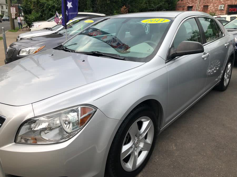 Used 2011 Chevrolet Malibu in New Britain, Connecticut | Central Auto Sales & Service. New Britain, Connecticut