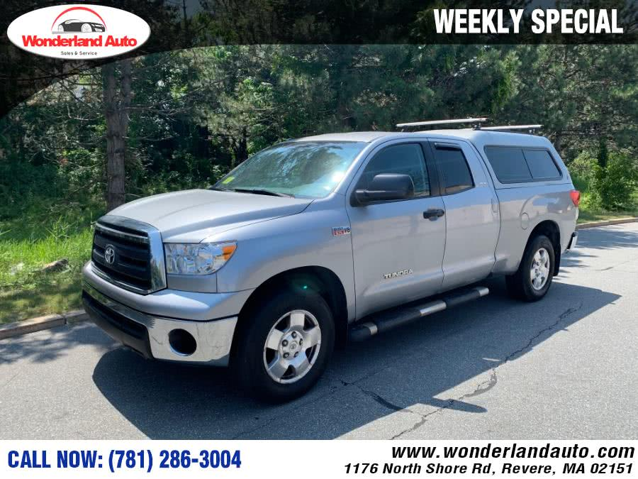 Used 2010 Toyota Tundra 4WD Truck in Revere, Massachusetts | Wonderland Auto. Revere, Massachusetts