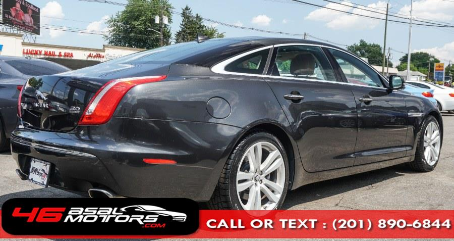 2013 Jaguar XJ 4dr Sdn XJL Portfolio AWD, available for sale in East Rutherford, New Jersey | Asal Motors 46. East Rutherford, New Jersey