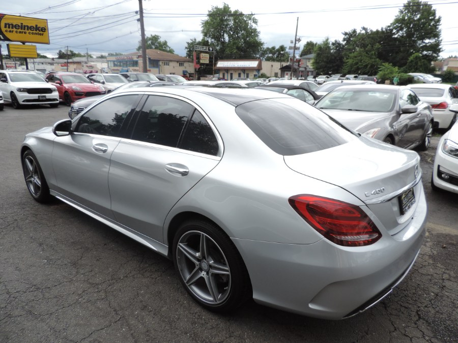 2015 Mercedes-Benz C-Class 4dr Sdn C 400 4MATIC, available for sale in Lodi, New Jersey | Auto Gallery. Lodi, New Jersey