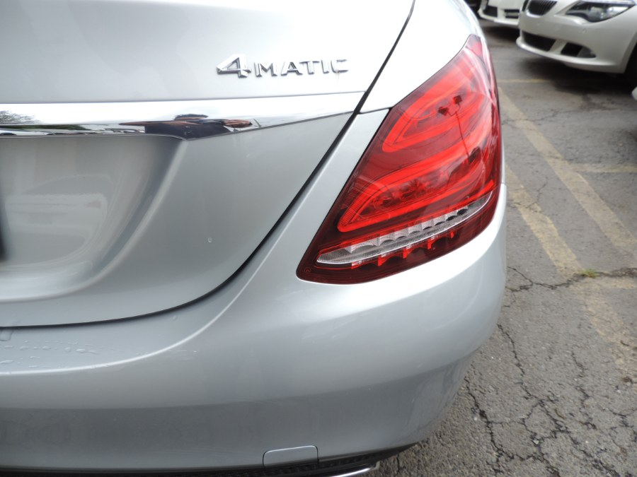 Used Mercedes-Benz C-Class 4dr Sdn C 400 4MATIC 2015 | Auto Gallery. Lodi, New Jersey