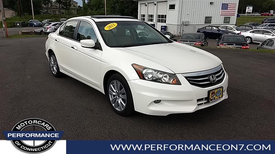 Used 2011 Honda Accord Sdn in Wilton, Connecticut | Performance Motor Cars. Wilton, Connecticut