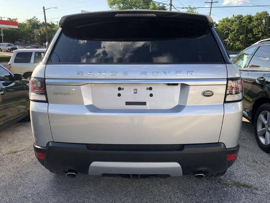 2016 Land Rover Range Rover Sport 4WD 4dr V6 Diesel SE, available for sale in Elmont, New York | Cars Off Lease . Elmont, New York
