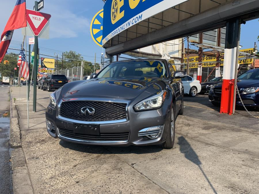 2019 Infiniti Q70 , available for sale in South Richmond Hill, New York   ID Auto Mall . South Richmond Hill, New York
