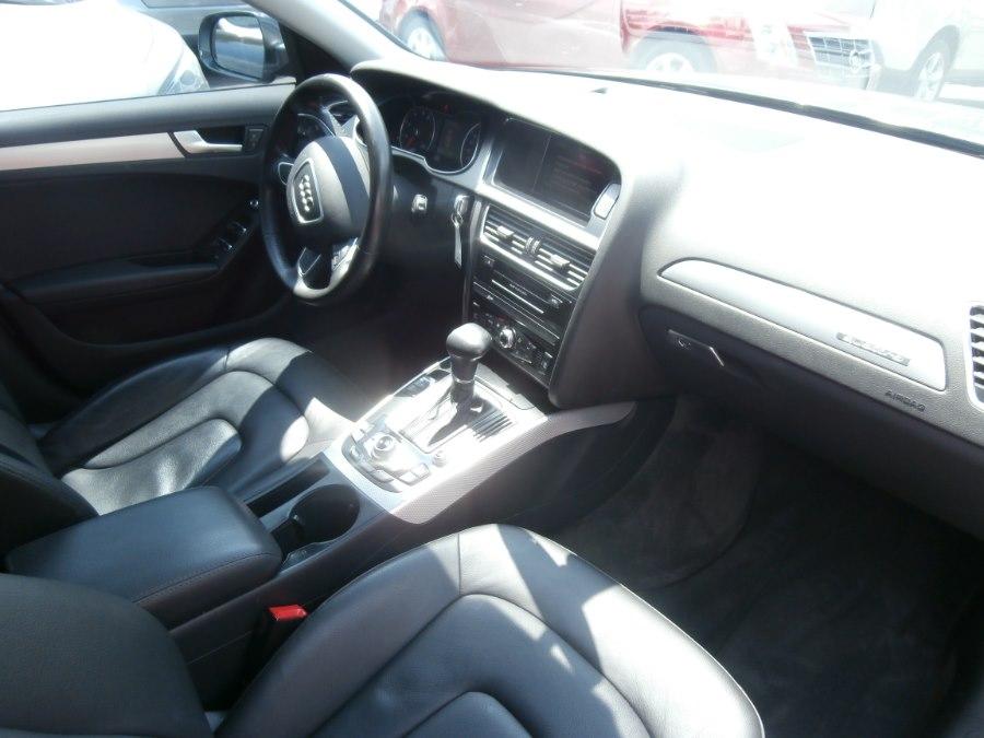2014 Audi A4 4dr Sdn Auto quattro 2.0T Premium, available for sale in Waterbury, Connecticut | Jim Juliani Motors. Waterbury, Connecticut