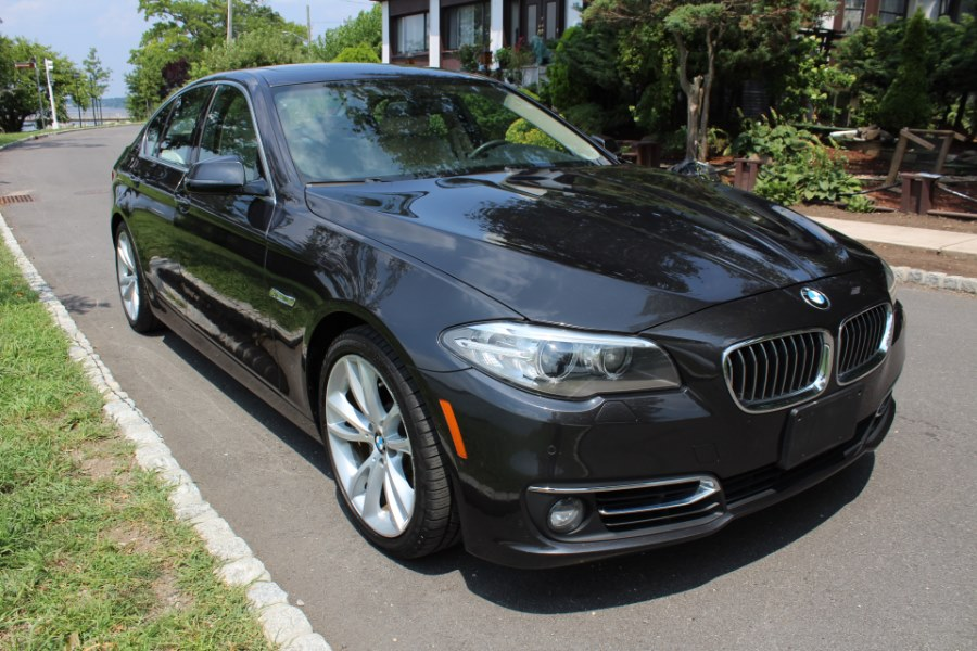 2016 BMW 5 Series 4dr Sdn 535i xDrive AWD, available for sale in Great Neck, NY