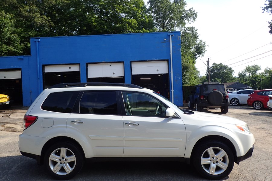 2009 Subaru Forester (Natl) 4dr Auto X Limited, available for sale in Storrs, Connecticut | Eagleville Motors. Storrs, Connecticut