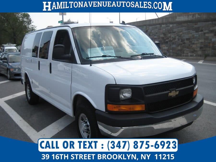 Used 2016 Chevrolet Express Cargo Van in Brooklyn, New York | Hamilton Avenue Auto Sales DBA Nyautoauction.com. Brooklyn, New York