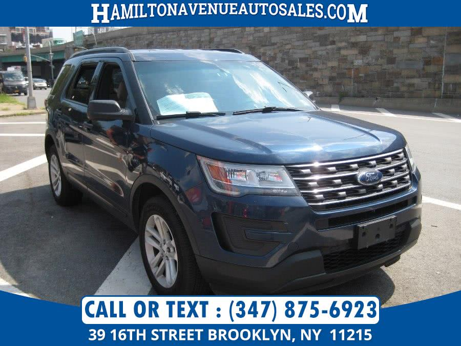 Used 2017 Ford Explorer in Brooklyn, New York | Hamilton Avenue Auto Sales DBA Nyautoauction.com. Brooklyn, New York