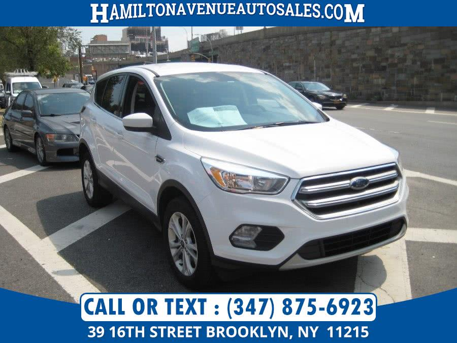 Used 2017 Ford Escape in Brooklyn, New York | Hamilton Avenue Auto Sales DBA Nyautoauction.com. Brooklyn, New York