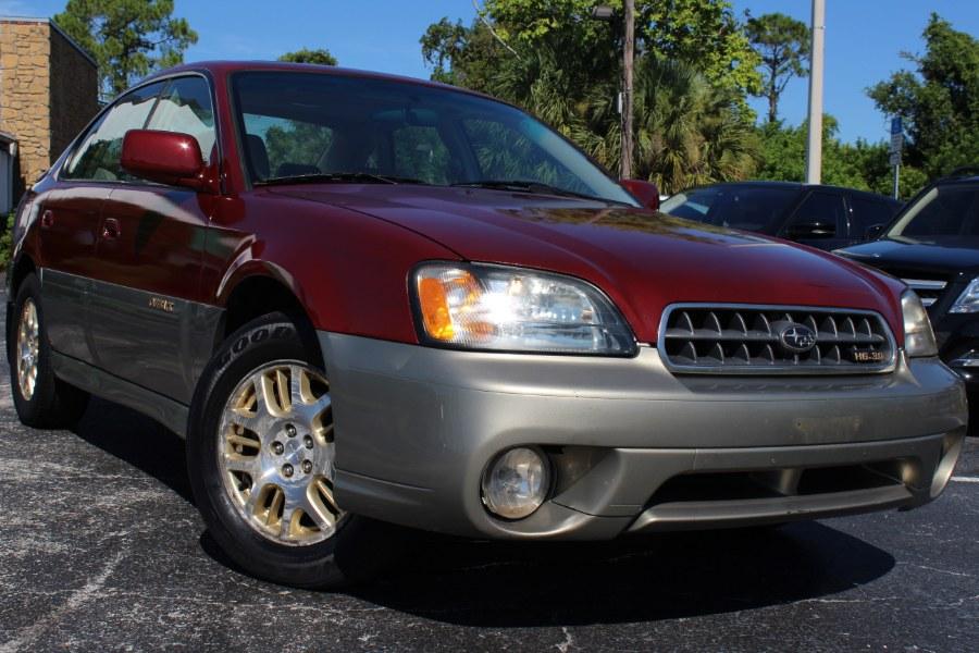 2003 Subaru Legacy 4dr Sdn Auto, available for sale in Orlando, Florida | Mint Auto Sales. Orlando, Florida
