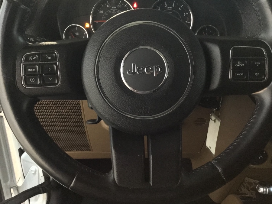 2014 Jeep Wrangler Unlimited 4WD 4dr Sahara, available for sale in Hillside, New Jersey | M Sport Motor Car. Hillside, New Jersey
