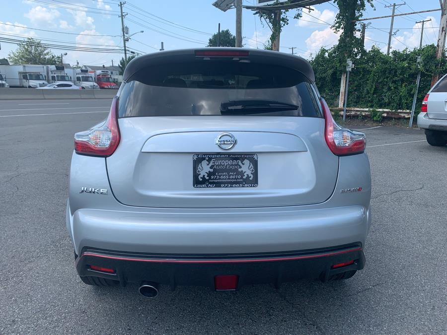 2015 Nissan JUKE 5dr Wgn CVT NISMO AWD, available for sale in Lodi, New Jersey | European Auto Expo. Lodi, New Jersey