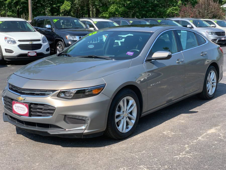 Used 2018 Chevrolet Malibu in Harpswell, Maine | Harpswell Auto Sales Inc. Harpswell, Maine