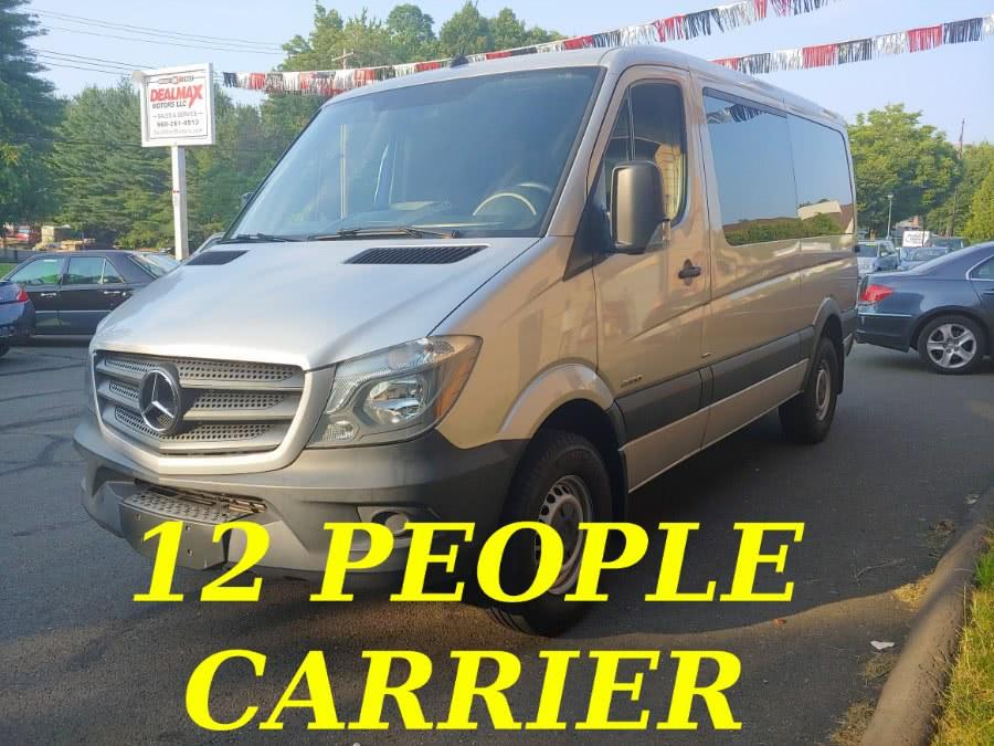 Used Mercedes-Benz Sprinter 12 Passenger Van RWD 2500 144