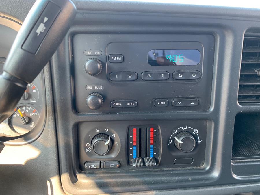 2006 GMC Sierra 1500 Reg Cab 119.0