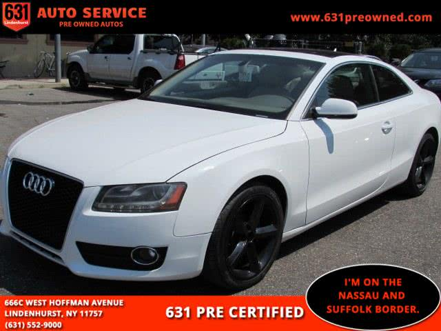 Used 2010 Audi A5 in Lindenhurst, New York | 631 Auto Service. Lindenhurst, New York