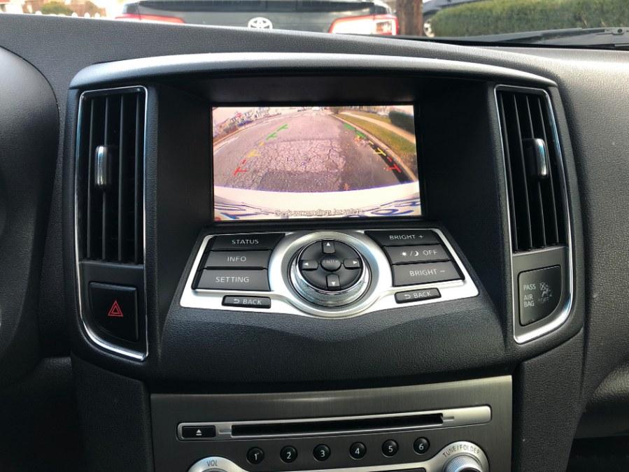 2012 Nissan Maxima 4dr Sdn V6 CVT 3.5 SV w/Premium Pkg, available for sale in Elmont, New York | Cars Off Lease . Elmont, New York