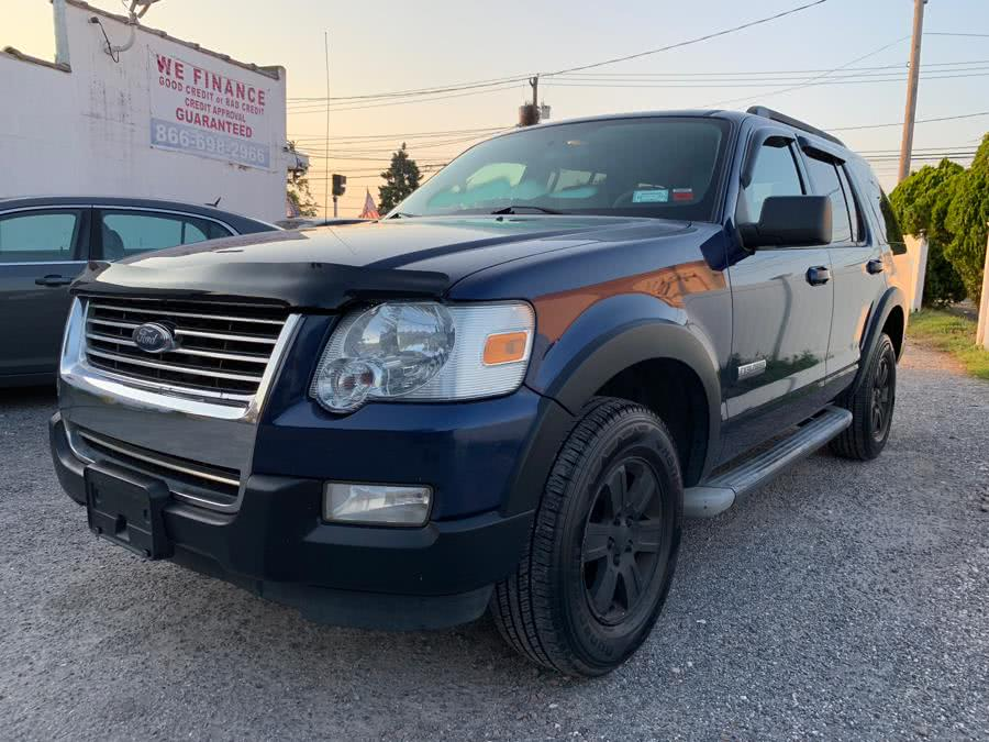 Used Ford Explorer 4WD 4dr V6 XLT 2007 | Great Buy Auto Sales. Copiague, New York