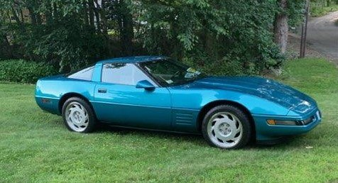 1992 Chevrolet Corvette 2dr Coupe Hatchback, available for sale in Worcester, Massachusetts | Rally Motor Sports. Worcester, Massachusetts