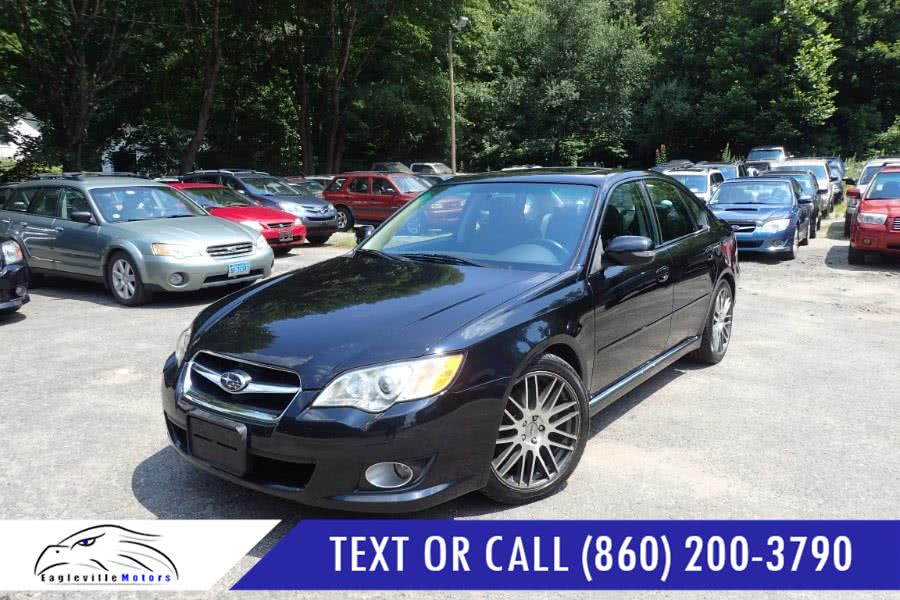 2008 Subaru Legacy 3.0R Limited w/Nav, available for sale in Storrs, Connecticut | Eagleville Motors. Storrs, Connecticut