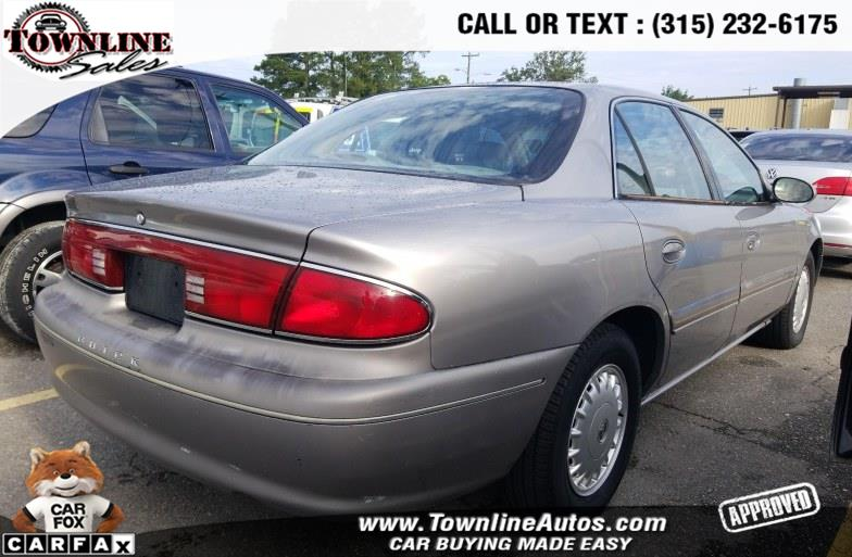1998 Buick Century 4dr Sdn Limited, available for sale in Wolcott, New York | Townline Sales LLC. Wolcott, New York