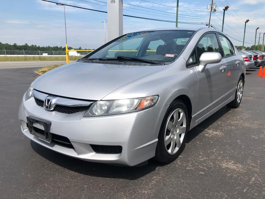 Used Honda Civic LX 2010 | RH Cars LLC. Merrimack, New Hampshire