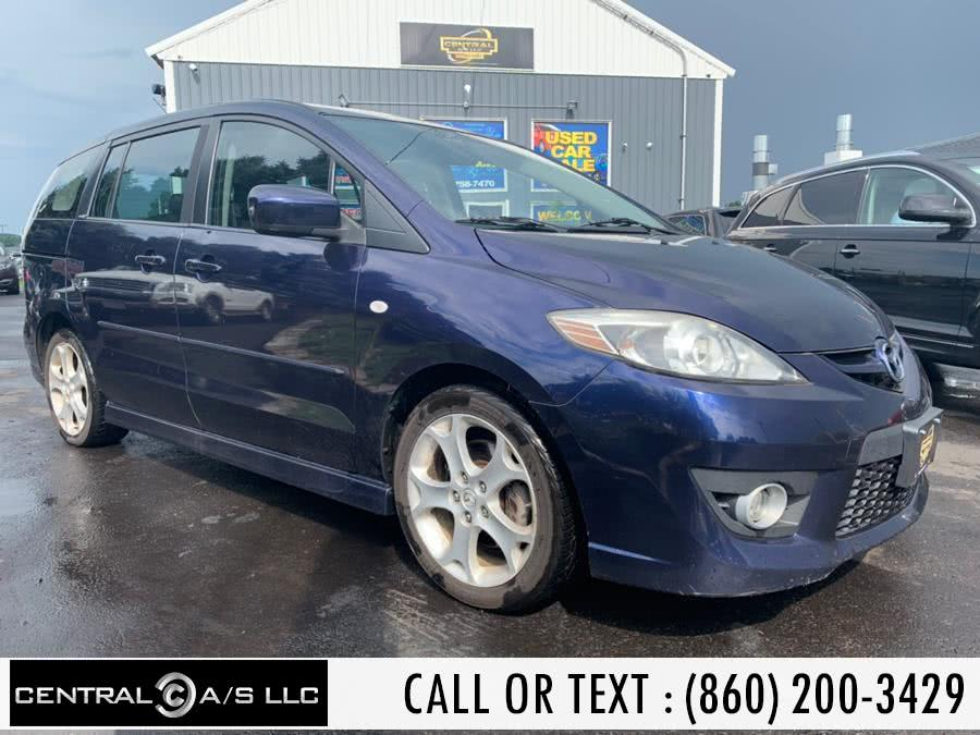 Used Mazda Mazda5 4dr Wgn Auto Touring 2008 | Central A/S LLC. East Windsor, Connecticut