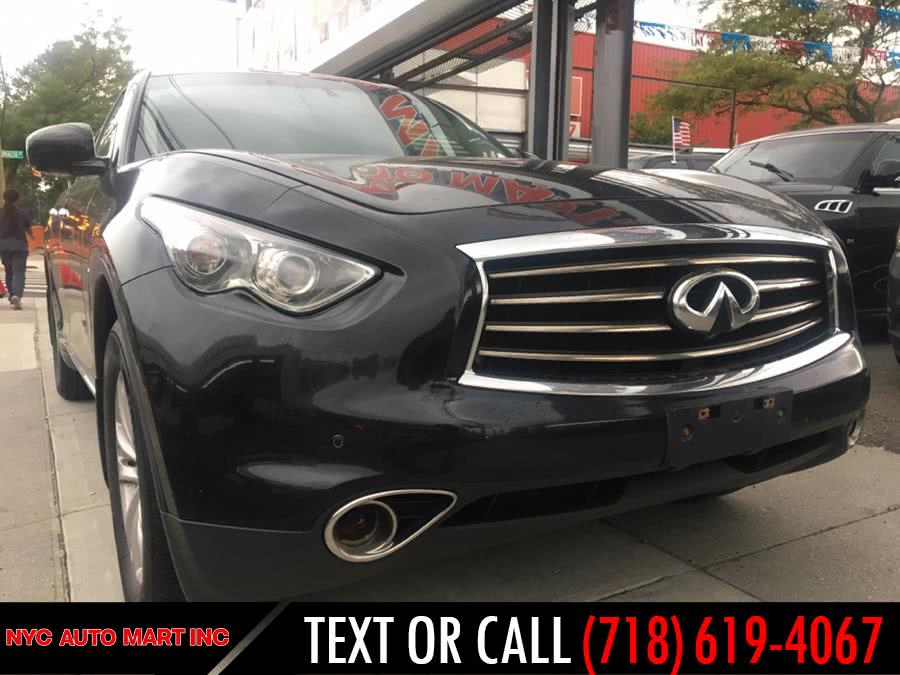 2012 Infiniti FX35 AWD 4dr, available for sale in Brooklyn, NY