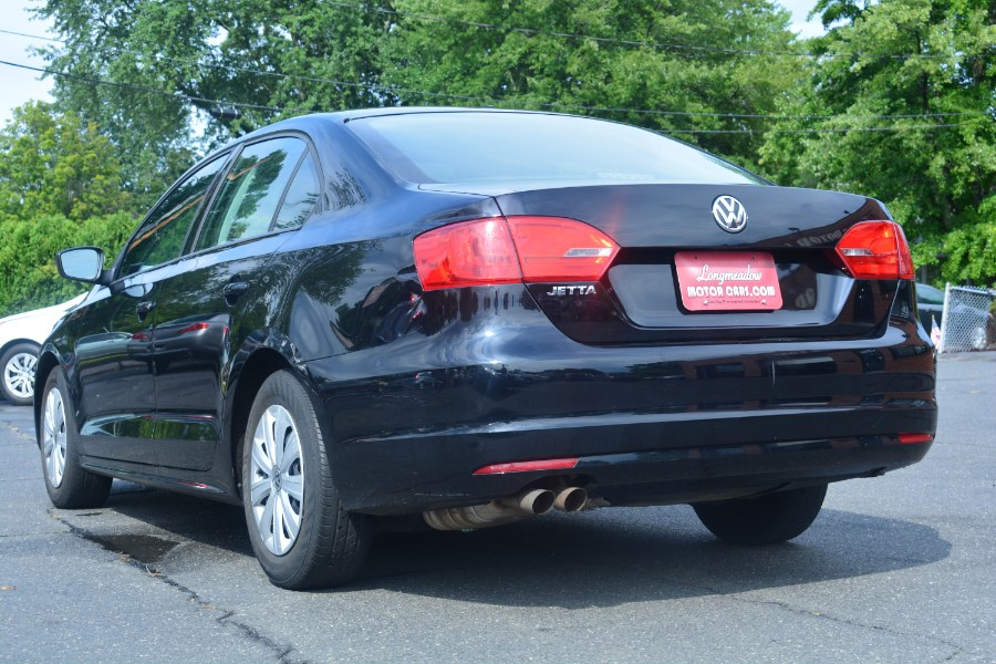 2014 Volkswagen Jetta Sedan 4dr Auto S, available for sale in ENFIELD, Connecticut | Longmeadow Motor Cars. ENFIELD, Connecticut
