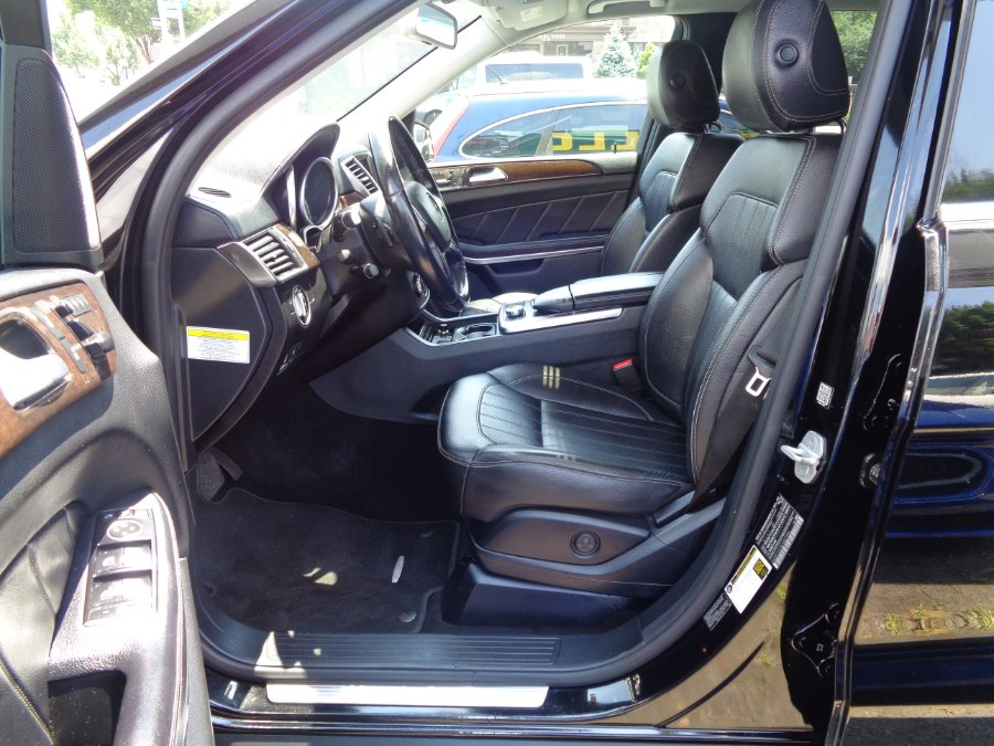 2014 Mercedes-Benz GL450 4MATIC Navigation Camera Bluetooth XM BSM, available for sale in Jamaica, New York | Top Speed Motors LLC. Jamaica, New York