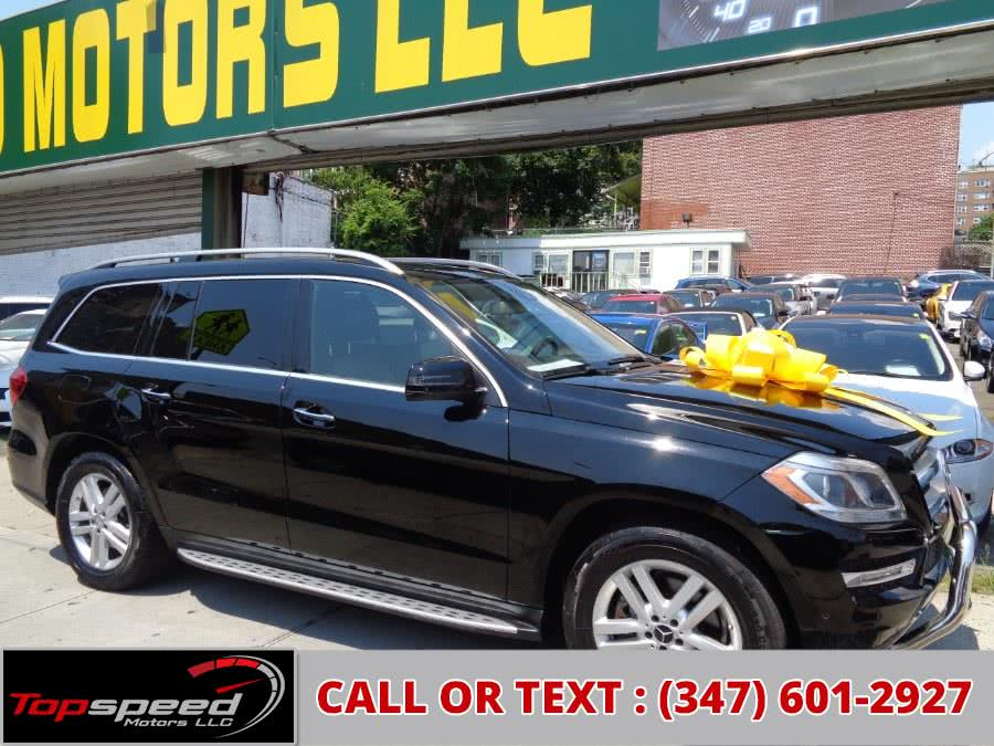 Used 2014 Mercedes-Benz GL450 4MATIC in Jamaica, New York | Top Speed Motors LLC. Jamaica, New York