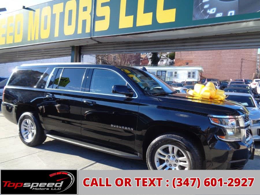 Used 2015 Chevrolet Suburban in Jamaica, New York | Top Speed Motors LLC. Jamaica, New York