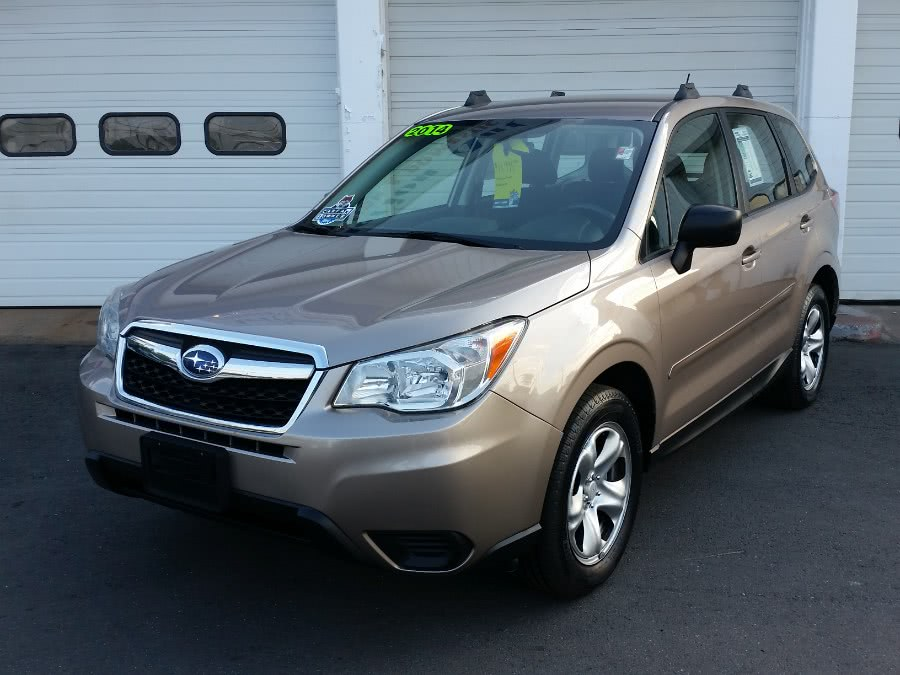Used 2014 Subaru Forester in Berlin, Connecticut | Action Automotive. Berlin, Connecticut