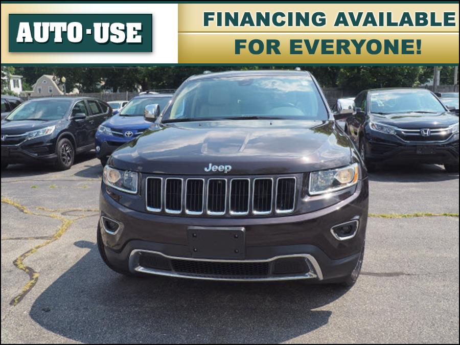 2016 Jeep Grand Cherokee Limited, available for sale in Andover, Massachusetts | Autouse. Andover, Massachusetts