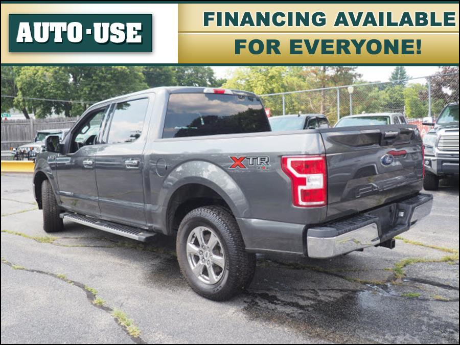 2018 Ford F-150 XLT, available for sale in Andover, Massachusetts | Autouse. Andover, Massachusetts