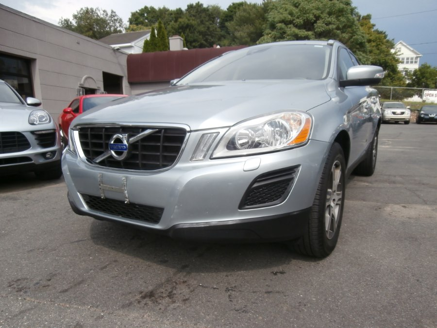 2013 Volvo XC60 AWD 4dr T6 Premier Plus, available for sale in Waterbury, Connecticut | Jim Juliani Motors. Waterbury, Connecticut