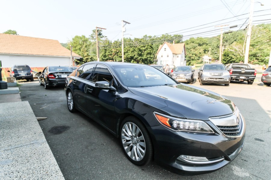 2014 Acura RLX 4dr Sdn, available for sale in Hamden, Connecticut | Northeast Motor Car. Hamden, Connecticut