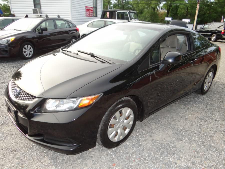 Used 2012 Honda Civic Cpe in West Babylon, New York | SGM Auto Sales. West Babylon, New York