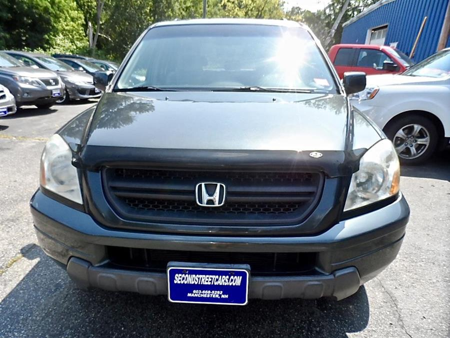2005 Honda Pilot EX-L, available for sale in Manchester, New Hampshire | Second Street Auto Sales Inc. Manchester, New Hampshire