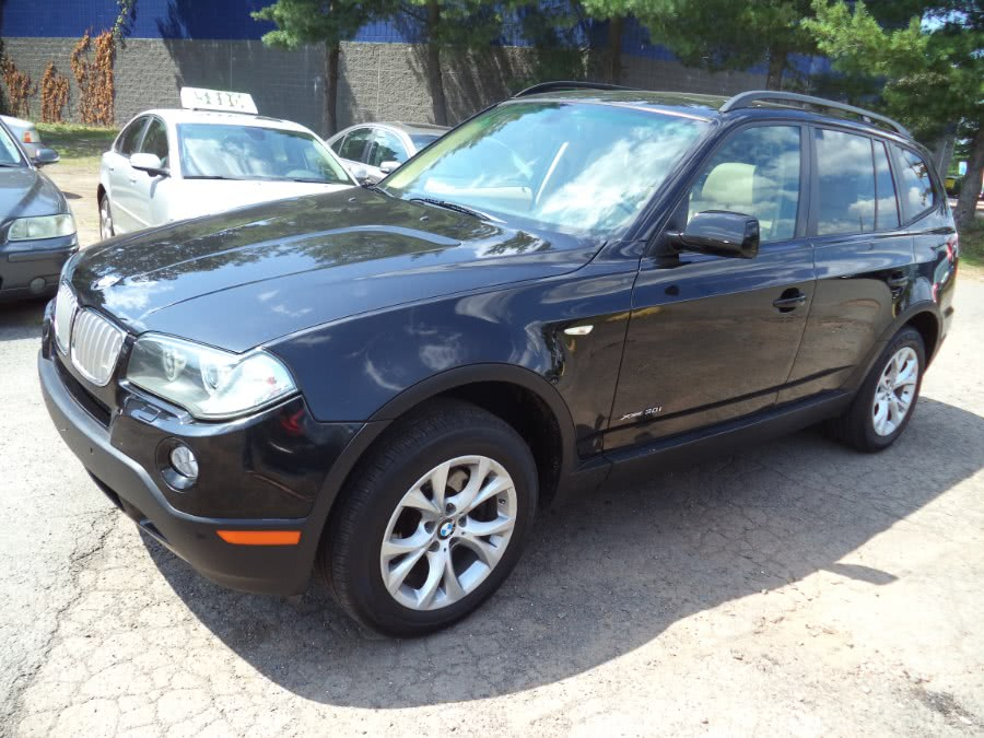 Used BMW X3 AWD 4dr 30i 2009 | International Motorcars llc. Berlin, Connecticut