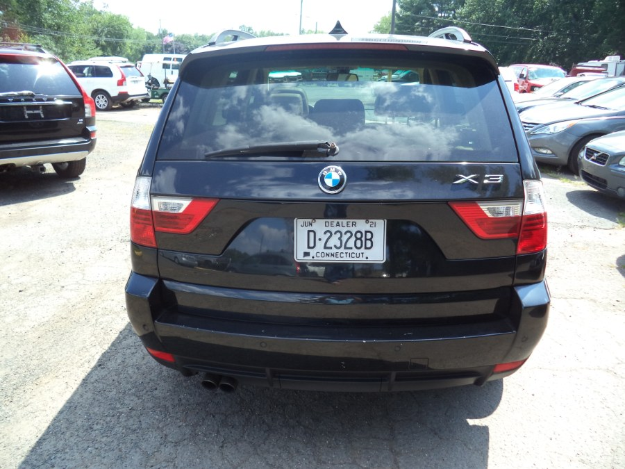 2009 BMW X3 AWD 4dr 30i, available for sale in Berlin, Connecticut | International Motorcars llc. Berlin, Connecticut